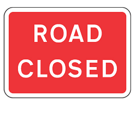 IMPORTANT NEWS - ROAD CLOSURES ON B4465 WAPLEY ROAD
